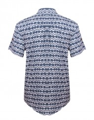 Brush-native-short-sleeve-shirt-blue--back