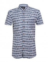 Brush-native-short-sleeve-shirt-blue--front