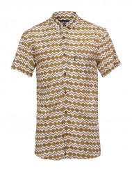 Brush-native-short-sleeve-shirt-ochre-front